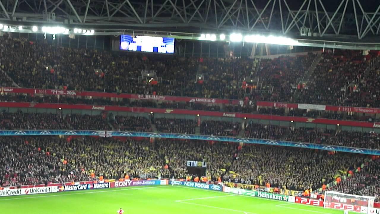 Arsenal FC - BV Borussia Dortmund 09  #3