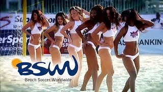 The sexy Cheerleaders of the Copa Lagos!
