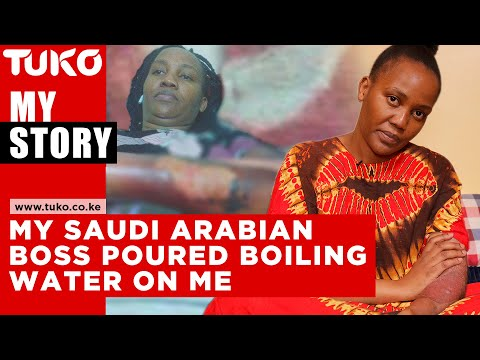 My husband used all  my savings from Saudi Arabia to marry another woman   Tuko TV