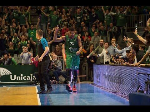 Valencia Basket vs Unicaja Malaga | ACB Liga Playoff | Part 1 | from YouTube · Duration:  40 minutes 39 seconds
