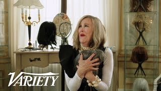 Schitt's Creek: Catherine O'Hara Takes Us Inside Moira's Wig Collection