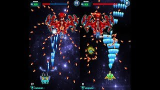 How to beat: BOSS 19 Alien Shooter quick tips | Galaxy Attack | Space Game Mobile