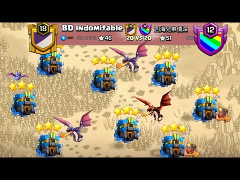 ELITE WAR 😭New 3 Star War Attack Strategy 2019 TH12! How to 3 Star in Clan War | Clash Of Clans