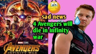 Which Avenger Will Die in 'Avengers: Infinity War'? | Explained in HINDI | unique video