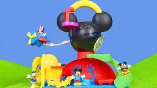 MICKY MAUS WUNDERHAUS: Minnie Mouse Spielzeug für Kinder | Disney Unboxing deutsch
