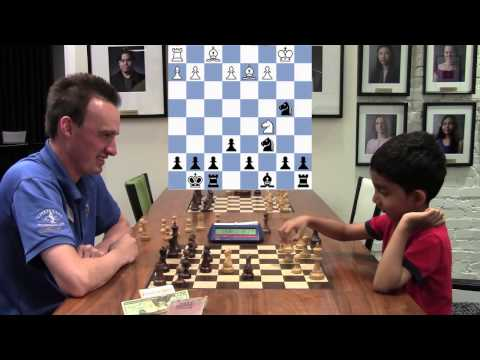 Blitz Bounty: Mike Kummer vs. Gurucharan Sundaram - 2015.05.21