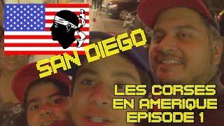 (Vlog) Les Corses en Amérique - Ep1 San Diego visite et parade du 4 juillet