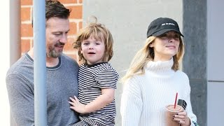 Jaime King Is Mum On Oscars Picks While Stepping Out With Hubby And Son James