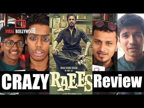 Raees Movie Craziest Review | Raees First Day Review | Shahrukh Khan, Nawazuddin, Mahira Khan #Raees