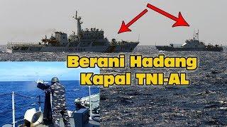 TNI Hantam Balik 2 Kapal Angkatan Laut Vietnam Yang Berani Gertak Kapal Perangnya