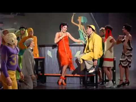 """Ann Miller ( """"It"""" :  Deep in my heart, MGM 1954)"""