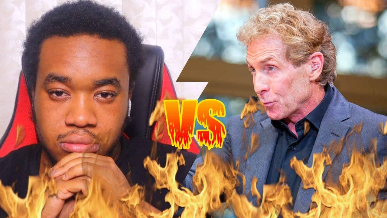 Skip Bayless is rightfully getting ripped for his terrible comments ...