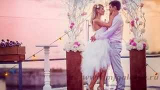 Свадьба в ресторане Паруса на Крестовском острове