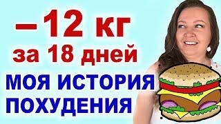 постер к видео Моё самое быстрое похудение в жизни!!! Опасное голодание на воде.