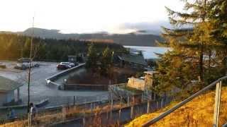 A short trip to Juneau Alaska