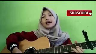 Dhyo Haw - Kecewa (Cover Gitar) by Santiy
