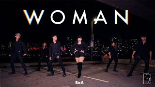 [WOMAN DANCE COVER] -- BOA -- 보아 [YOURS TRULY]