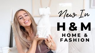 NEW IN FROM H&M HOME AND FASHION