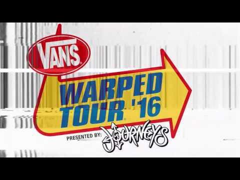 Sleeping With Sirens - Vans Warped Tour 2016 St. Petersburg, FL