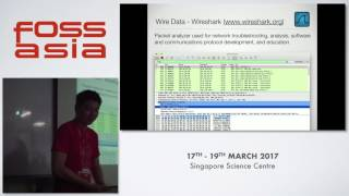 Network monitoring with FOSS - Benet Leong - FOSSASIA Summit 2017