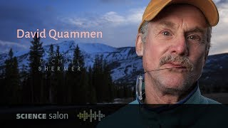 David Quammen — The Tangled Tree: A Radical New History of Life (SCIENCE SALON # 33)