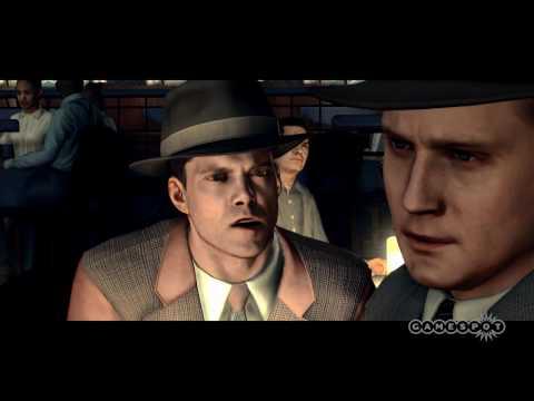 L.A. Noire Video Interview