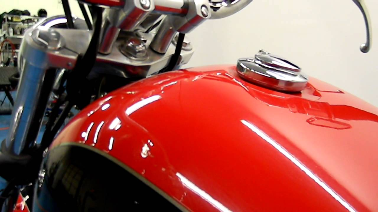 2000 Honda Vt1100 Shadow Spirit Red Used Motorcycle For Sale