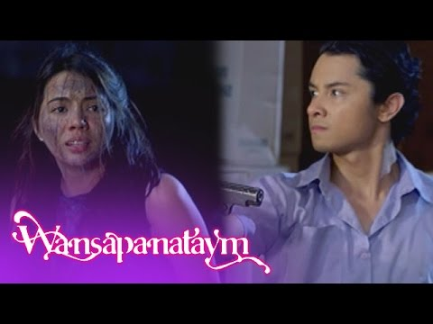 Wansapanataym: Jerome fights the warehouse owner to save Annika