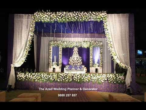 Indian Wedding Decoration 9888257857 Best Planners And Theme Flowers Decor In Chandigarh