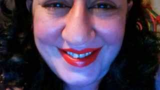 my blue eyeshadow Thumbnail