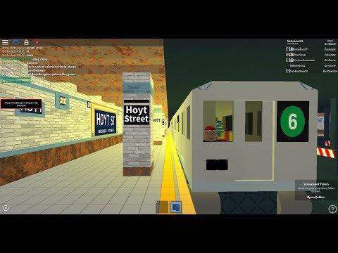 IRT Subway Special: Atlantic Av-Barclays Center bound R62A (6) train @ Hoyt St-Fulton Mall