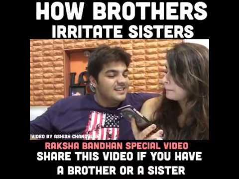 Raksha Bandhan Special Brother And Sister Youtube