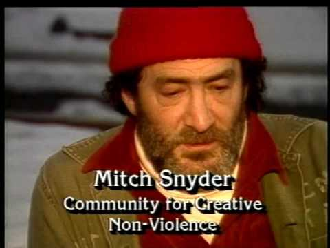 1987 - Mitch Snyder, Sen. Dan Quayle, and Others on USA's Homeless Problem