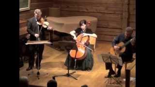 Arto Järvelä & Duo Vitare: Rakastetun tie (Jean Sibelius)