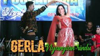 Nyanyian Rindu - Gerry mahesa ft Lala widy