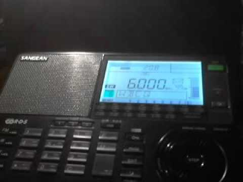 Radio Havana Cuba on 6.000KHz @ 01:00 UTC 10/30/2015