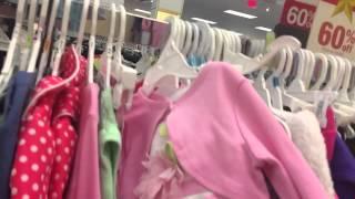 ШОПИНГ В США детская одежда на малышей и подростков(, 2015-05-17T10:31:29.000Z)