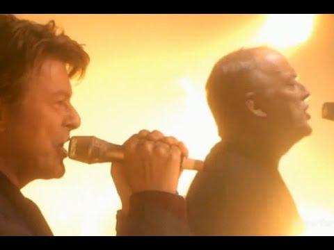 """David Gilmour / David Bowie - """"Comfortably Numb"""""""