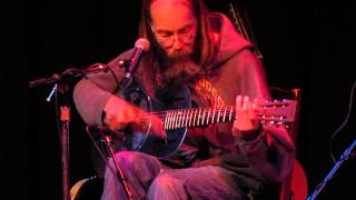 MVI 9357~charlie parr & alan sparhawk~I dreamed I saw paul bunyan last night ~2 1 14~the cedar~mpls