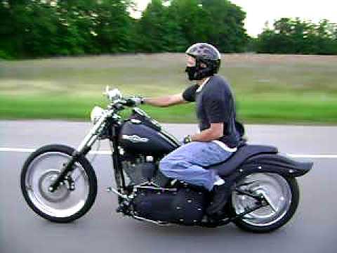 Sick 2008 Harley Davidson Night Train - YouTube