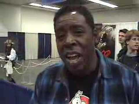 Ernie Hudson Of Ghostbusters On Fame, Black Actors and Hollywood