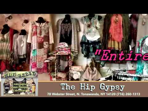 "A ""Discovering WNY"" TV & Web spot for ""The Hip Gypsy"" in North Tondawanda, NY!"