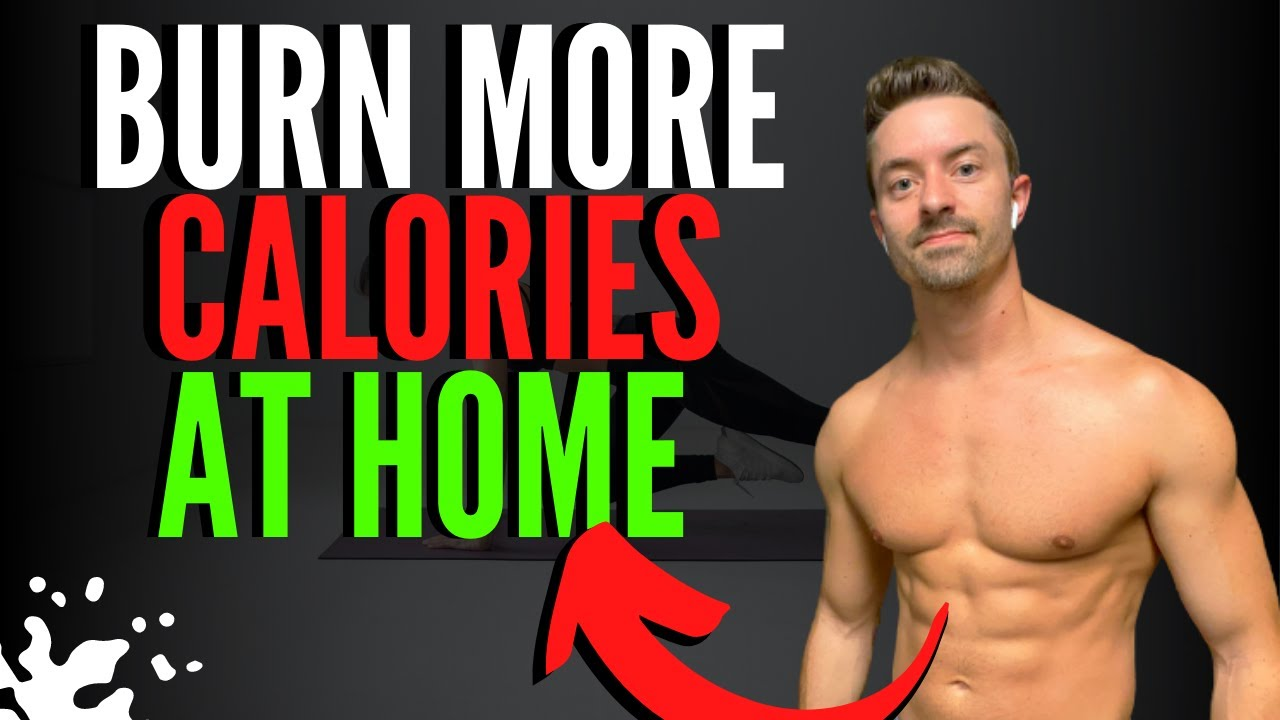 Stay Home And Burn Calories With These Fat Burning Compound Exercises