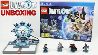 LEGO DIMENSIONS UNBOXING STARTER PACK [Deutsch]