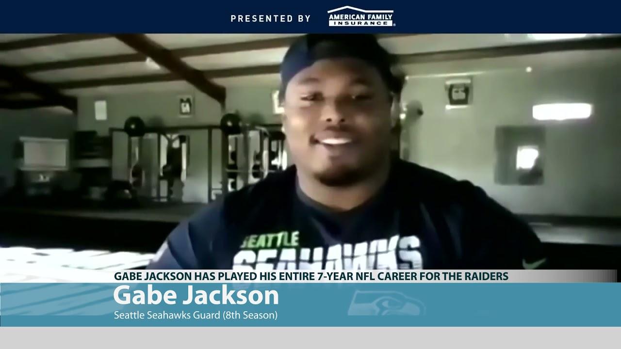 Gabe Jackson on Joining Seahawks 2021-04-01