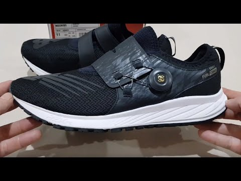 Unboxing NEW BALANCE FUELCORE SONIC V1