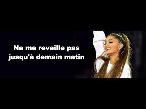 Traduction Française Bed Nicki minaj ft Ariana grande