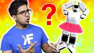 A Robot Ballerina?   Unboxing & Lets Play AELOS 1S