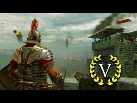 Осада города - Ryse Son Of Rome #5