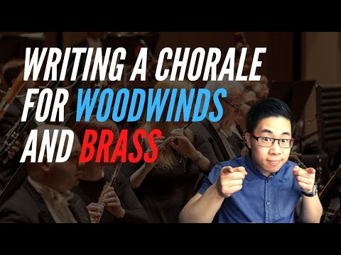 How To Write And Orchestrate For Woodwinds And Brass - Explained!